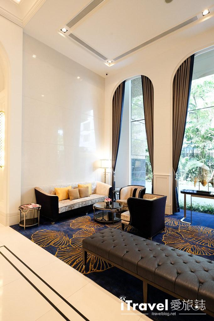 《曼谷飯店推薦》素坤逸55號中心點酒店:20坪大空間行政套房