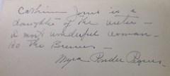Penn Libraries Schimmel Fiction 3752: Inscription