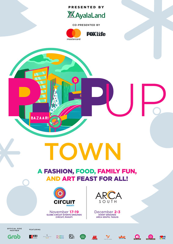 Pop Up Town official poster