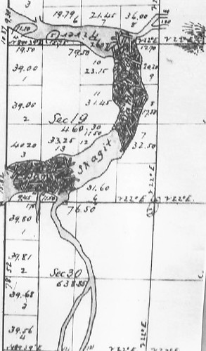 Skagit Log Jam Map