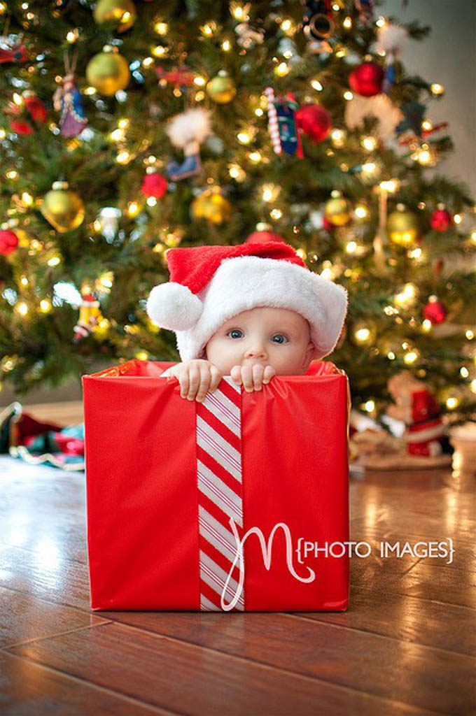 Picture Ideas For Babys First Christmas Life With My Littles