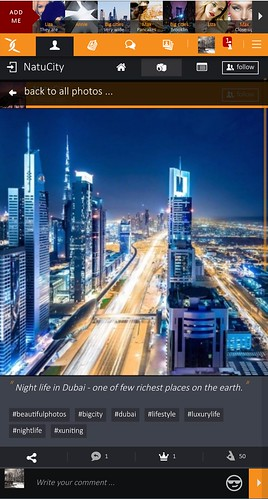 Night life in Dubai - one of few richest places on the earth. :: #dubai #bigcity #luxurylife #lifestyle #nightlife #beautifulphotos #xuniting