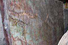 Blue Louise Quartzite Countertop Slabs