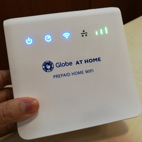 Globe At Home Wifi unit