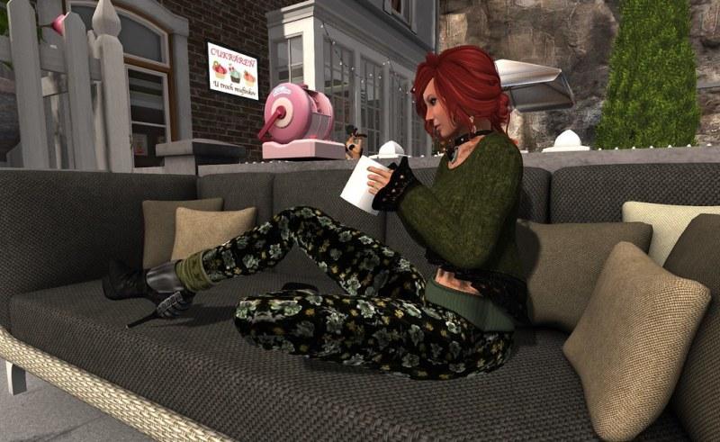 Sn@tch-ing A Coffee