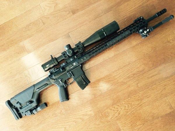 Precision Rifle - Semi-auto Thread