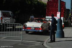 CALIF. CARS--2SEM926 at Beach/Stockton, San Francisco