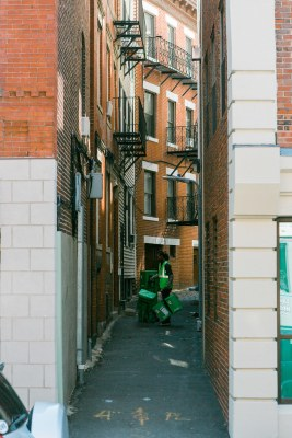Greenough Alley - Boston
