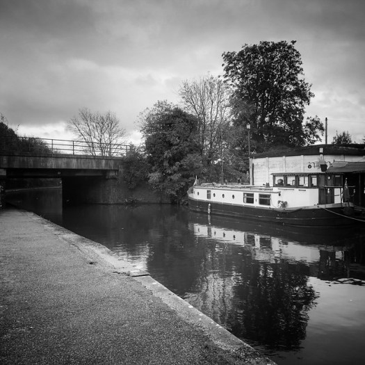297/365 Bridge & barge