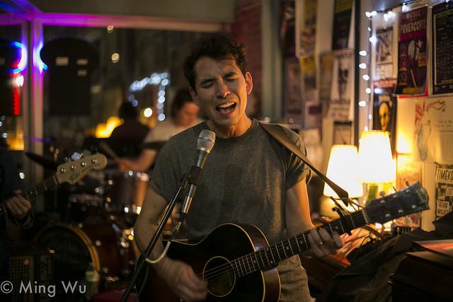 Jasper Sloan Yip @ The Record Centre