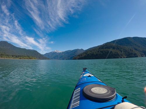 Baker Lake Paddling-9
