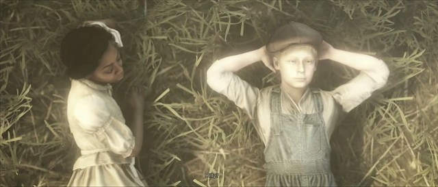 Wolfenstein 2 - Billie y Billy bajo el árbol