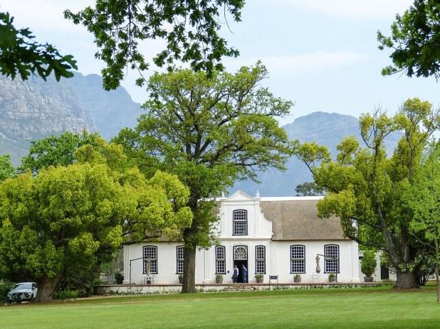 Tour por Stellenbosch