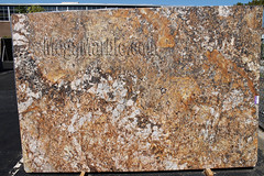 Carnivale Leather Granite slabs for countertop