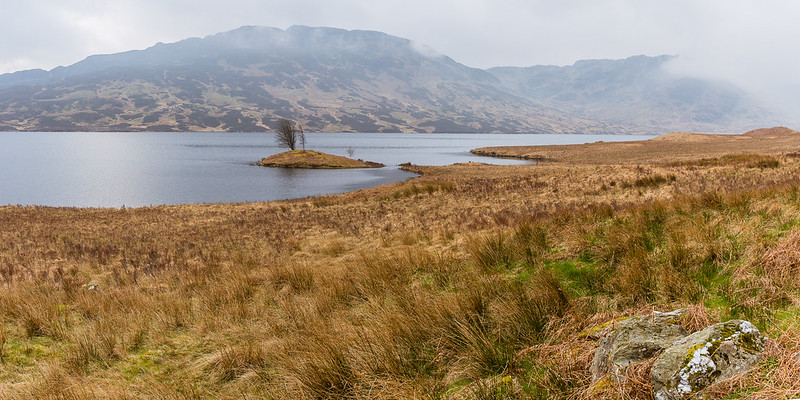Loch Arklet - Trossachs - Ecosse