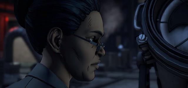 Bölüm 2 İçinde Batman Düşman - Waller