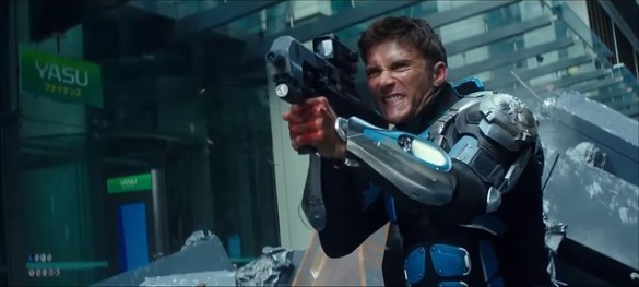 Pacific Rim Uprising - Scott Eastwood