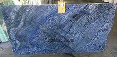 Blue Bahia 1 Granite slabs for countertop