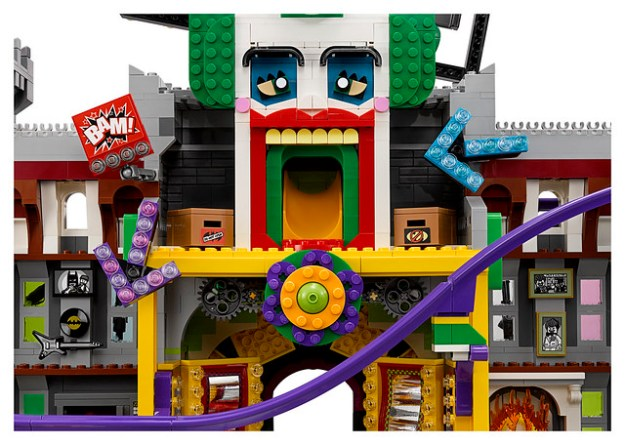 70922 The Joker Manor - 21