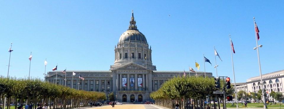 Ayuntamiento City Hall San Francisco California EEUU