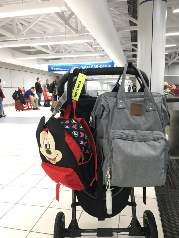 What to Pack when Flying with a Toddler