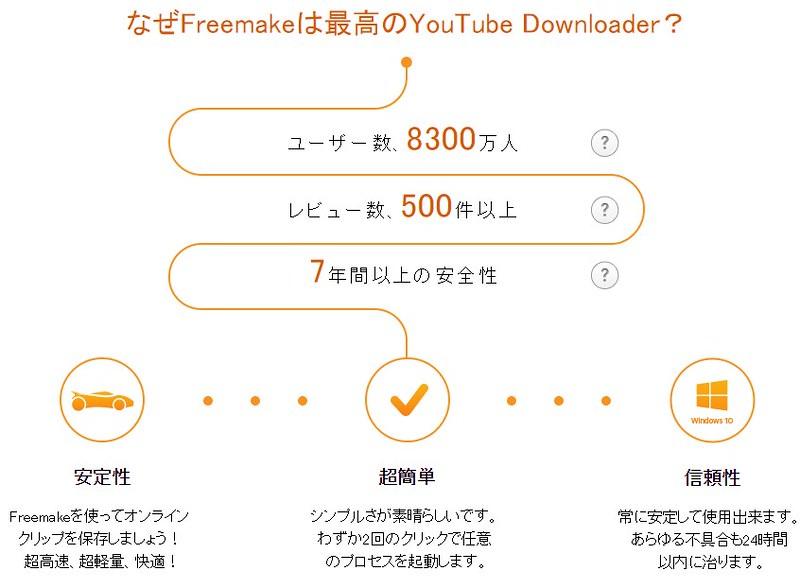 YouTube ダウンロード方法20