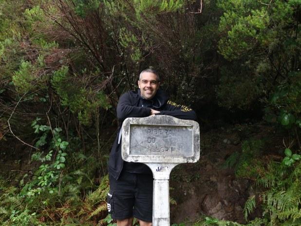 Caminando en Madeira