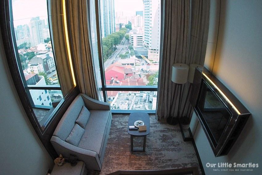 Park Hotel Farrer Park Premier Loft