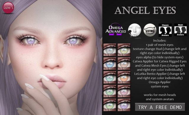 Angel Eyes (for FLF)