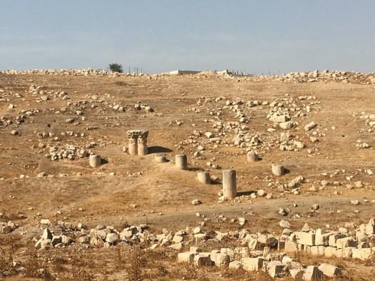 Jerash - you only have to start digging!