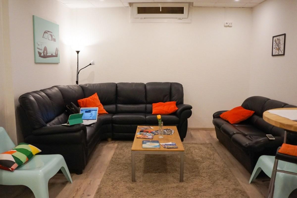 Hostellissa majoittuminen - Hostel V61, Budapest