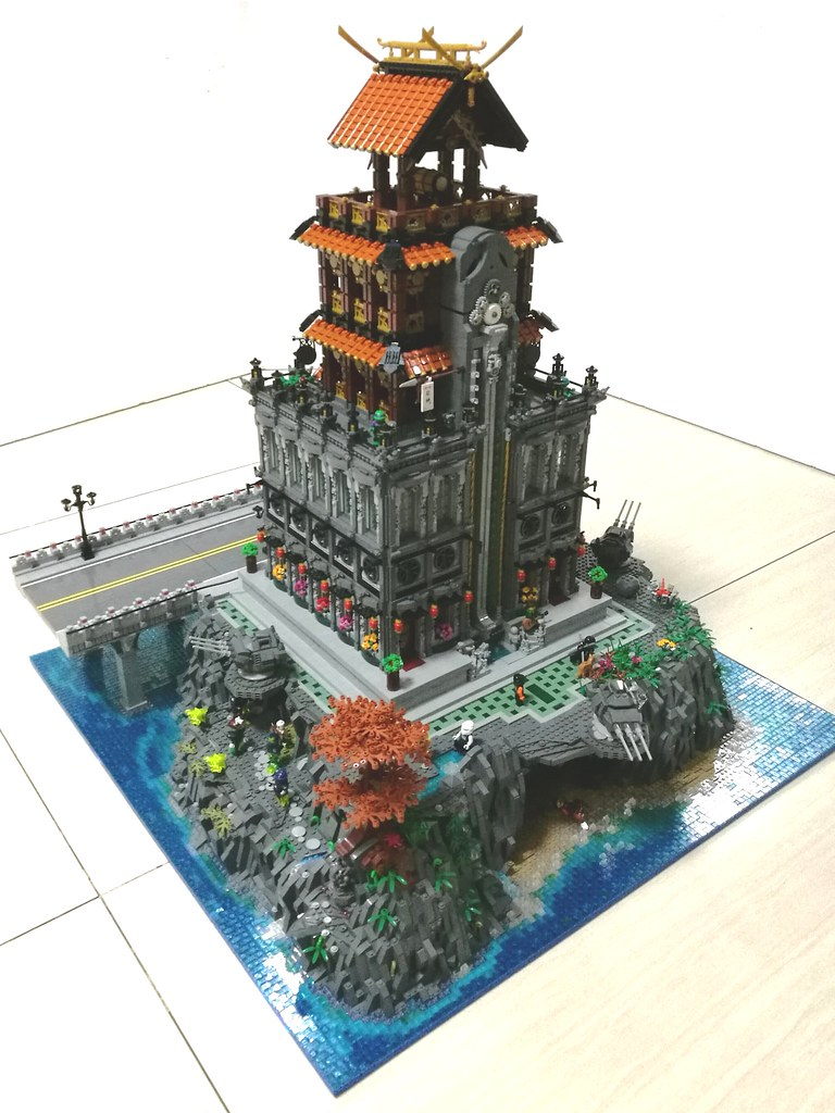 NINJAGO United Tower