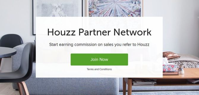 Introducing the Houzz Affiliate Program