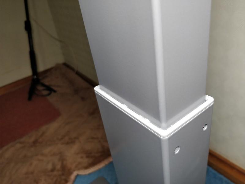 Loctek 電動式スタンディングデスク サイズ デスク部分 (11)