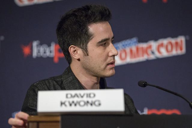 David Kwong