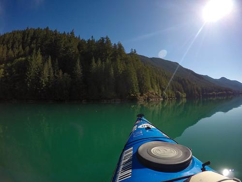 Baker Lake Paddling-11