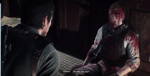 The Evil Within 2 - Harrison's Death