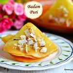Badam-puri