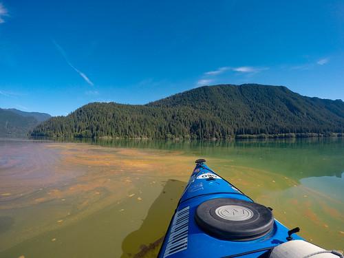 Baker Lake Paddling-26
