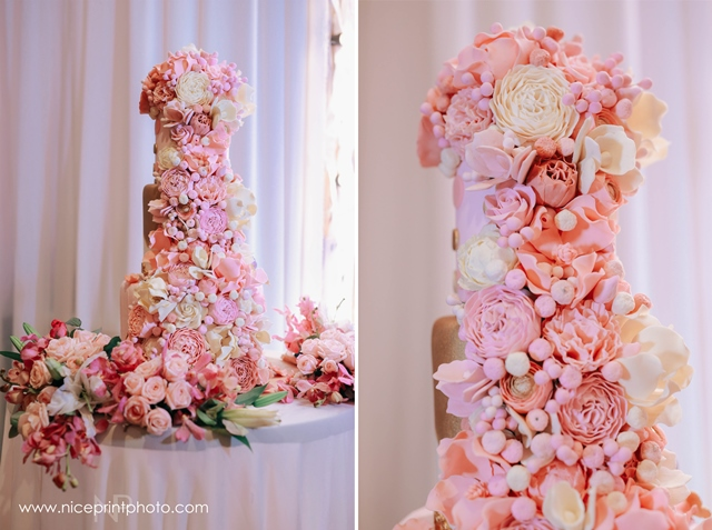 pauleen luna pretty in pink baby shower cake (1)