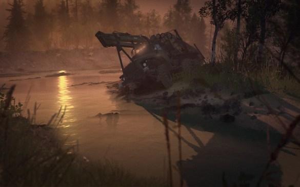 Spintires - Sunset Mud-Running