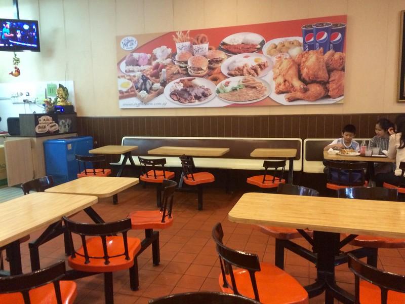 City Girl City Stories: Waffletown SG