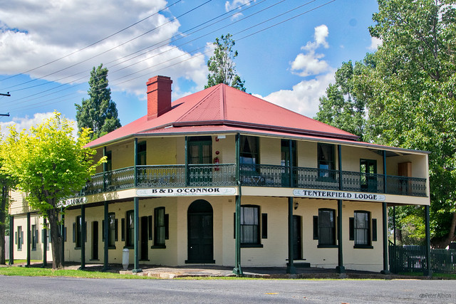 Tenterfield Lodge