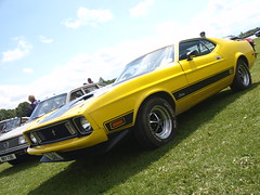 Ford Mustang Mach1 Sports Cars - 1972