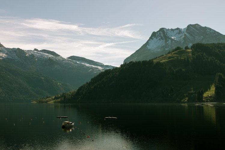 Timeout At A Lake