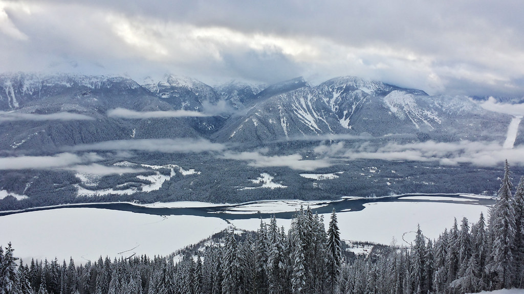 Revelstoke views