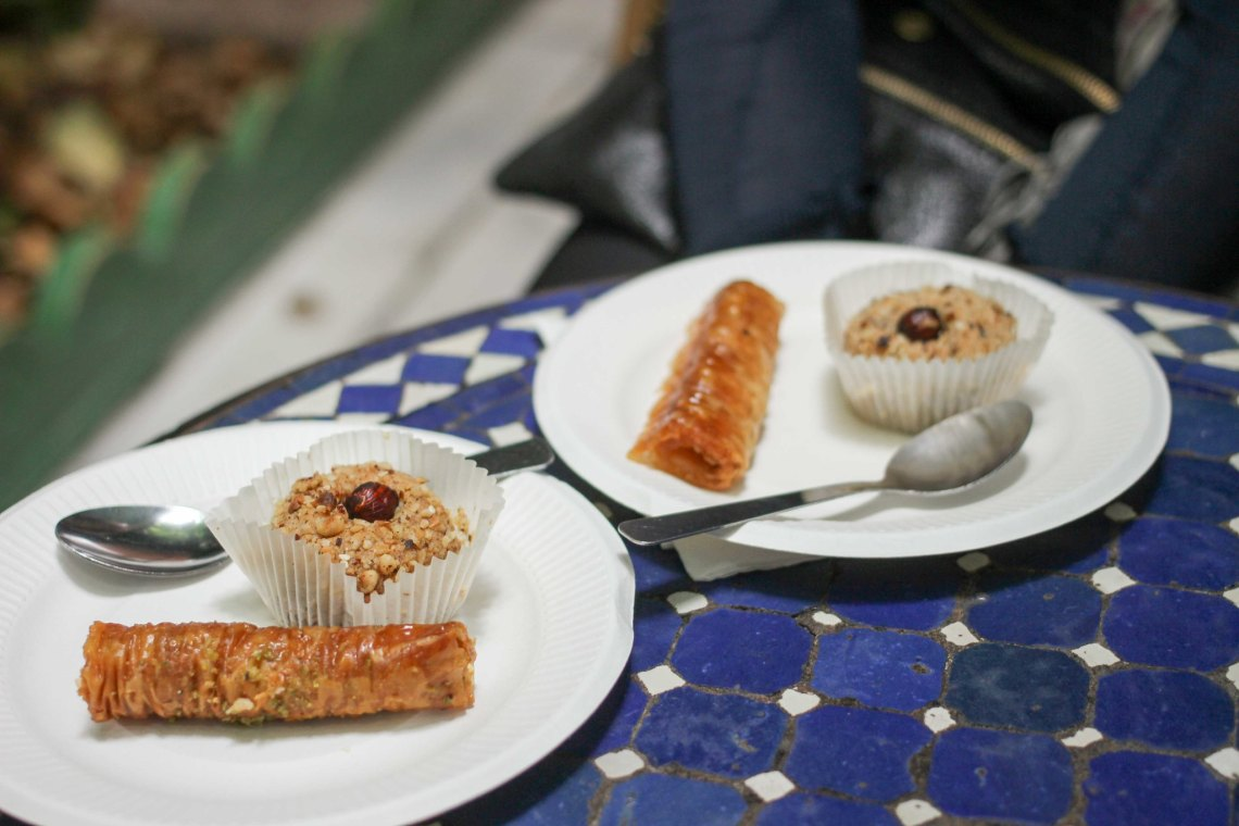 La Grande Mosquée de Paris, meilleures pâtisseries marocaines de Paris