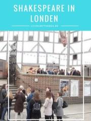 Shakespeare in Londen