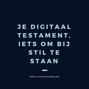 digitaal testament