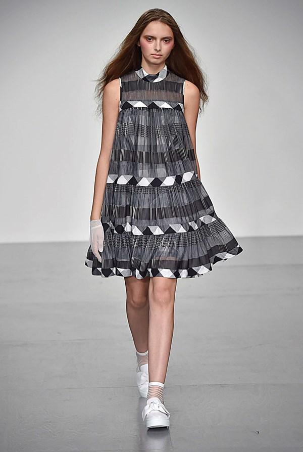 London Fashion Week 2017 - Bora Aksu